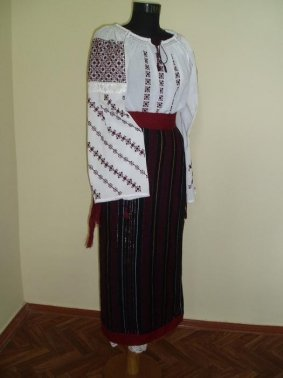 Central Traditional Costume