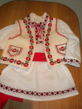National Costume for Boys
