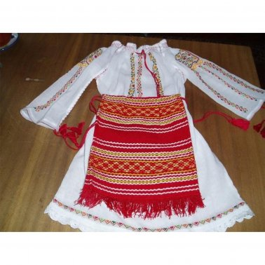 National Costume for Girls