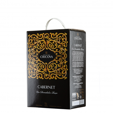 Cabernet Demidulce (bag in box)