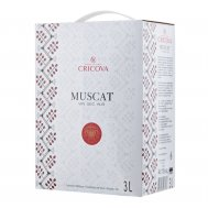 Cricova Muscat (bag in box)