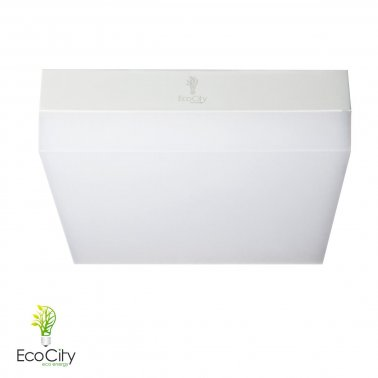 Eco-Cube (plated) 18W