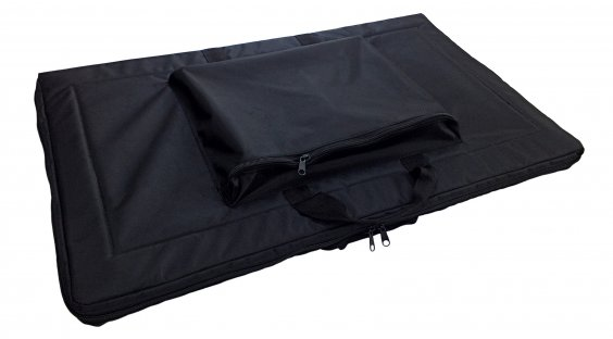 Bag for folding table