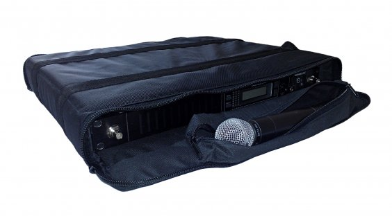 Bag for microphone