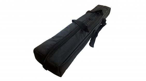 Bag for microphone stands