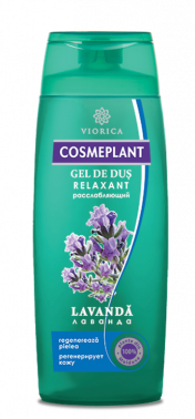 Relaxing Shower Gel Lavender