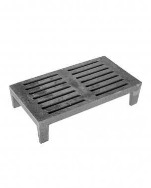 Grill grate with 4 legs