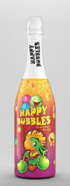Happy Bubbles Яблоко