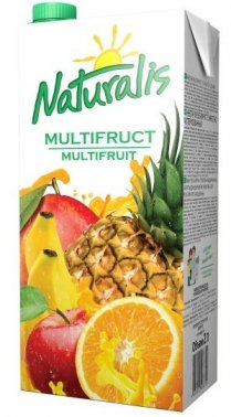 Multifruit nectar «Naturalis»