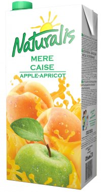 Apple – apricot nectar «Naturalis»