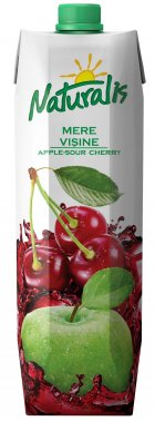Apple - cherry nectar  «Naturalis»