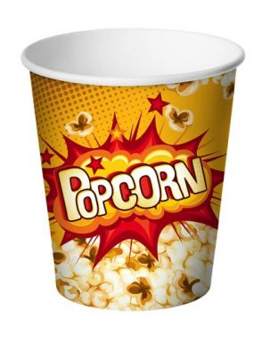 Cups for popcorn 32oz