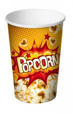 Cups for popcorn 44oz
