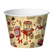 Cups for popcorn 98oz