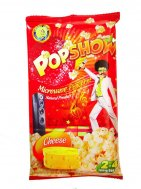 Microwave popcorn with cheese flavor Popshow