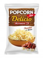 Microwave popcorn with chocolate Delicio Mini