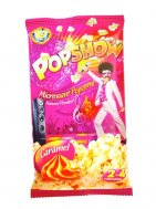 Microwave popcorn with caramel flavor Popshow