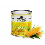 Sweet corn canned