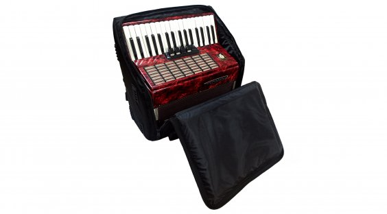 Backpack for accordion