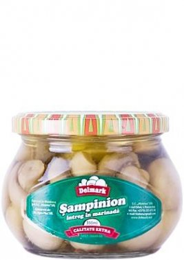 Whole marinated Champignon