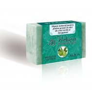 Soap with essential oil of Green Tea and Bergamot