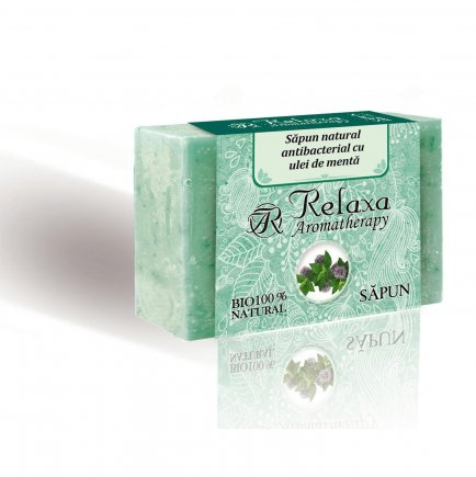 Soap with essential oil of Peppermint