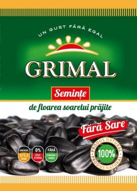 Sunflower seeds without salt Grimal