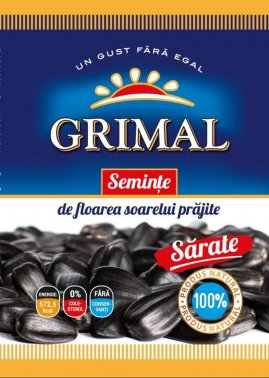 Salted sunflower seeds Grimal