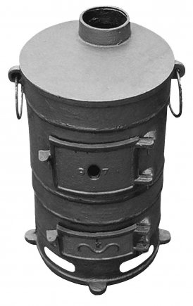 "Stove ""Burjuica"" for wagons"