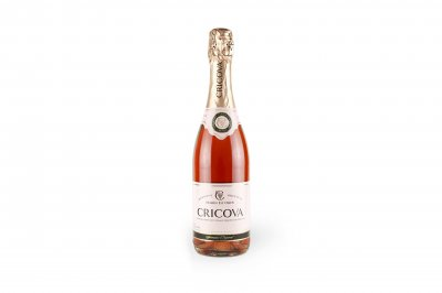 Spumant Clasic roz brut