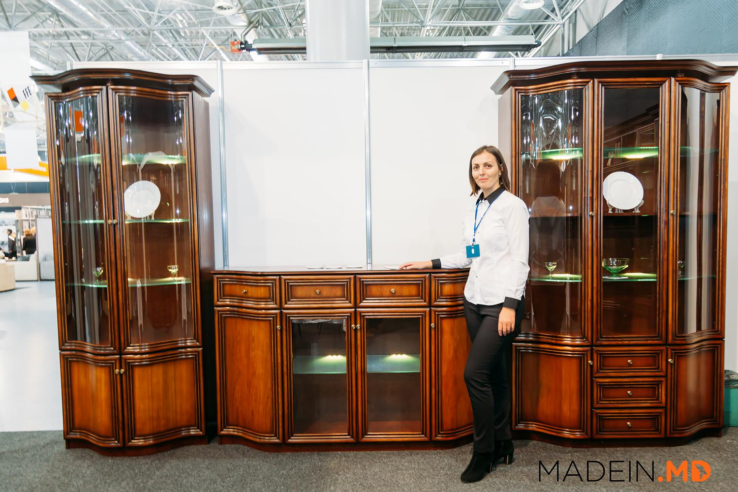 Photogallery From Furniture Fashion Expo At Moldexpo In Chisinau