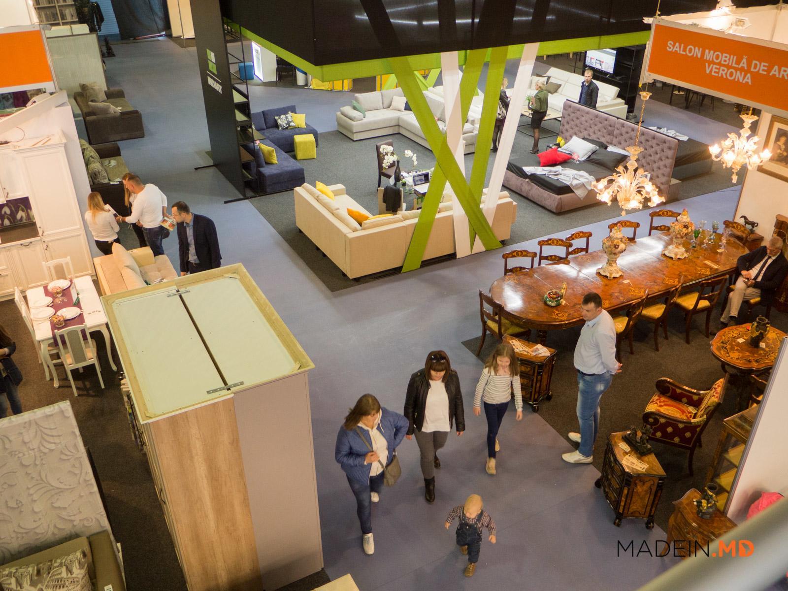 Выставки мебельной продукции
